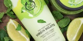 The Body Shop Virgin <b>Mojito</b> Body Sorbet