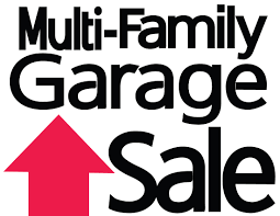 garage yard flyers clipart clipartix garage multi family yard clipart