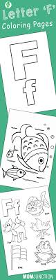 top printable letter f coloring pages online colors kids often confuse writing letters f e this is due to their similar steps while writing try these 10 printable letter f coloring pages to help