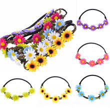 Popular Sunflower Hair and-Buy Cheap Sunflower Hair and lots ...