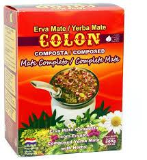 Чай травяной <b>Colon</b> Yerba mate <b>Completo</b> — купить по выгодной ...