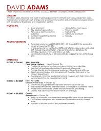 Resume For Maintenance Technician  auto mechanic resume templates     Customer Service Sales Associate Resume   resume for maintenance technician