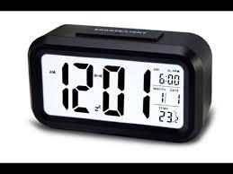 Электронные <b>часы EC</b>-<b>137W</b>(B) <b>Сигнал</b> #Радиотехника_Канал ...
