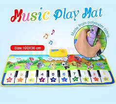 100 x 36cm Baby <b>Mat Musical</b> Carpet <b>Music Mat Piano Mat</b> & 8 ...