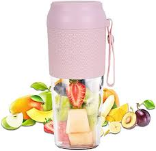 Fruit <b>Mixer</b> Rechargeable Smoothie <b>Blender</b> Maker Mini Personal ...