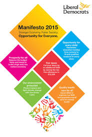 liberal democrats unveil five priorities for the next five years