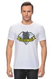 Толстовки, кружки, чехлы, футболки с принтом <b>diamond dog</b>, а ...