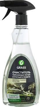 """<b>Очиститель тополиных почек</b> и птичьего помета <b>Grass</b> """"Universal ..."""