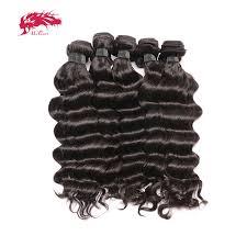Ali <b>Queen Hair Products</b> Peruvian Hair Weave Bundles 10Pcs/lot ...
