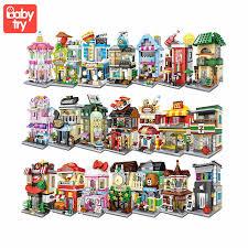 <b>LOZ Mini Blocks Amusement</b> Park Brick Building Blocks Toys for ...