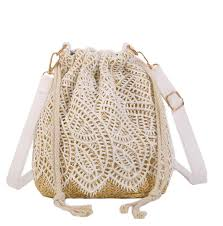 Buy straw bags for women with free shipping on Justapick