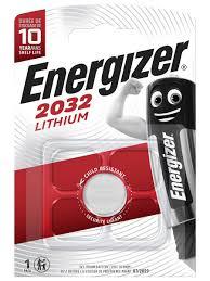 Литиевые <b>батарейки Energizer</b> типа 2032, 1 шт. <b>Energizer</b> ...