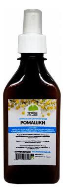 Натуральная цветочная вода Ромашки Живица купить, цена на ...