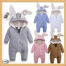 2019 <b>Autumn Winter Baby Rompers</b> New Born Baby Clothes Unisex ...