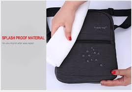 Tigernu <b>Men</b> Messager Bags Waterproof <b>High Quality</b> Mini Business ...