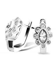 <b>Серьги</b> Silver <b>Wings</b> 3067128 в интернет-магазине Wildberries.ru