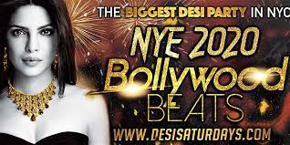 Bollywood <b>Saturdays New</b> Years Gala - <b>NYC's</b> Biggest DesiParty ...