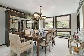 kitchen dining room long rectangular