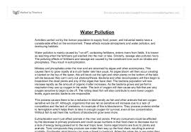 pollution essay in english fawmyipme water pollution short essay in english types of validity in essay about water pollution urdu hindi