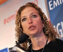 Image result for Debbie Wasserman schultz