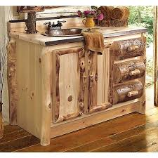 pace bathroom cabinets htbdnphpxxxxawxxxxqxxfxxxo: pics of log furniture rustic aspen log bathroom vanity  inch reclaimed furniture design