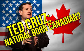 Image result for ted cruz canadian