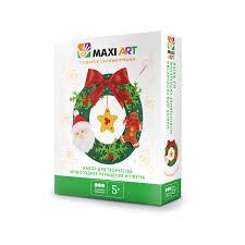 """<b>Набор для творчества Maxi</b> Art """"Новогоднее Украшение ..."""
