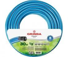 """<b>Шланг</b> поливочный (3-х слойный, 25атм, <b>1/2</b>""""х30м) <b>Grinda</b> 8 ..."""