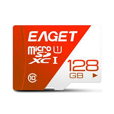 <b>EAGET T1</b> TF Card 128GB TF <b>Memory Card</b> U1 C10 High Speed ...