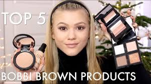 My Top 5 | <b>Bobbi Brown</b> Products - YouTube