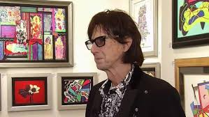 Rock and Roll Hall of Famer Ric Ocasek Brings Art Tour to Town ...