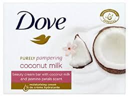 Dove Purely Pampering Coconut Milk, with Jasmine Petals <b>Scent</b> ...