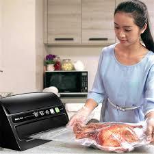 2018 Household <b>Automatic Vacuum Sealer</b> Food Keeping Fresh ...