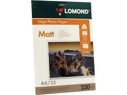 Купить <b>фотобумагу</b> для принтера <b>Lomond</b> 0102001 (<b>A4 90г</b>/<b>м2</b> ...