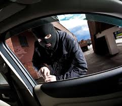 Image result for thief breaking into car