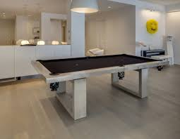 pool table dining tables: pool dining tables with classic modern material and simple design for best pool dining tables idea