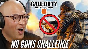 Marine Plays Call of Duty: Black Ops 4 Without Guns • Professionals ...