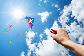 step by step strategic job search leads to your dream career goal flying kite