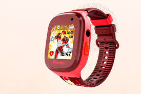 Детские <b>часы</b> Кнопка Жизни Aimoto <b>Marvel</b> Железный человек red