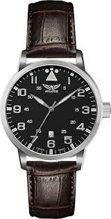 Наручные <b>часы Aviator V</b>.<b>1.11.0.036.4</b> — купить <b>в</b> интернет ...