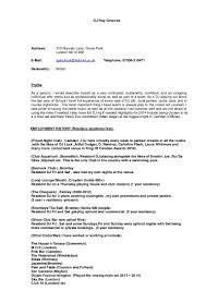 dj resume layout cv of ray grooves complete dj c v slideshare cv of ray grooves complete dj c v slideshare