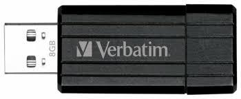 Флешка <b>Verbatim</b> Store 'n' Go PinStripe <b>8GB</b> — купить по выгодной ...