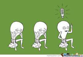 Light Bulb Memes. Best Collection of Funny Light Bulb Pictures via Relatably.com