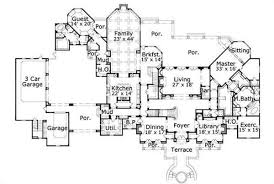 French Home   Luxury House Plan   Gallery House Design   Gallery    French Home   Luxury House Plan