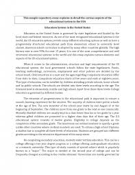 cover letter examples of an expository essay example of an    cover letter example of an expository essay essays examplesexamples of an expository essay