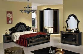 superior contemporary black italian furniture ideas for apartment bedrooms featuring queen bed frame with dark leather best italian furniture