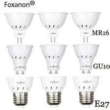 <b>LED Bulb</b> Spotlight 3W 5W 7W MR16 <b>GU10</b> E27 2835 SMD <b>Lamp</b> ...