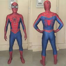 Buy <b>adult spiderman suit</b> online, with free global delivery on ...
