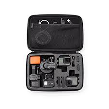 AmazonBasics Large Carrying Case for <b>GoPro</b> And <b>Accessories</b>