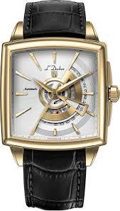 Швейцарские Механические Наручные <b>Часы</b> L Duchen D443 ...